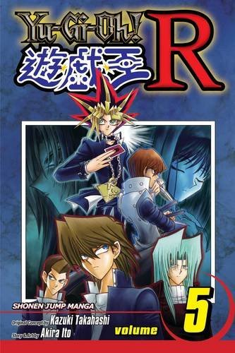 Akira Ito Yu Gi Oh! R Vol. 5 [with Ultra Rare Alector Sovereign Of