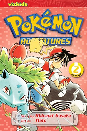 Hidenori Kusaka Pokemon Adventures Volume 2