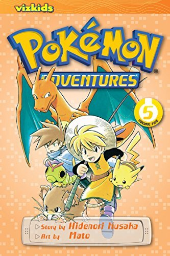 Hidenori Kusaka Pok?mon Adventures Vol. 5 (2nd Edition)