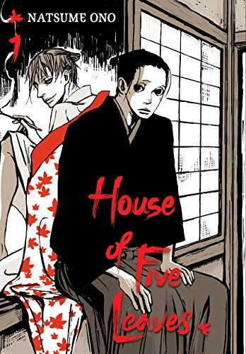 Natsume Ono House Of Five Leaves Volume 1