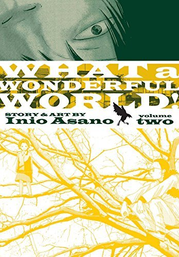Inio Asano What A Wonderful World! Volume 2