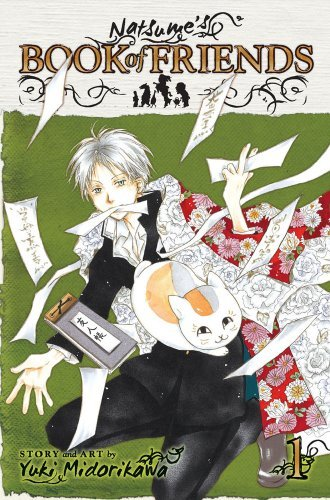 Yuki Midorikawa Natsume's Book Of Friends Volume 1
