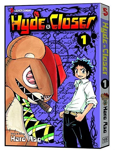 Haro Aso Hyde & Closer Volume 1