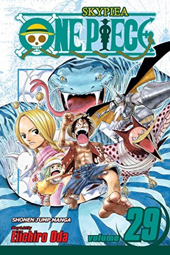 Eiichiro Oda One Piece Volume 29