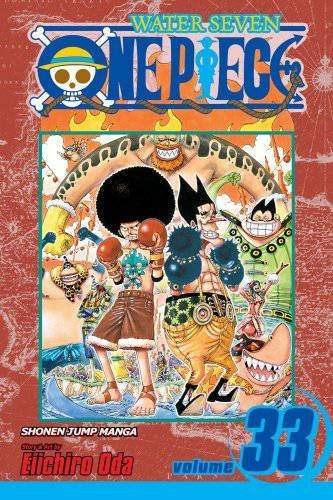 Eiichiro Oda One Piece Vol. 33
