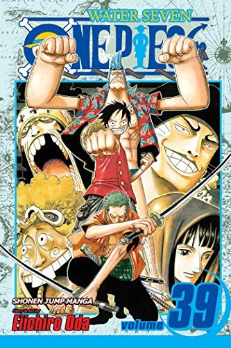 Eiichiro Oda One Piece Volume 39 Scramble
