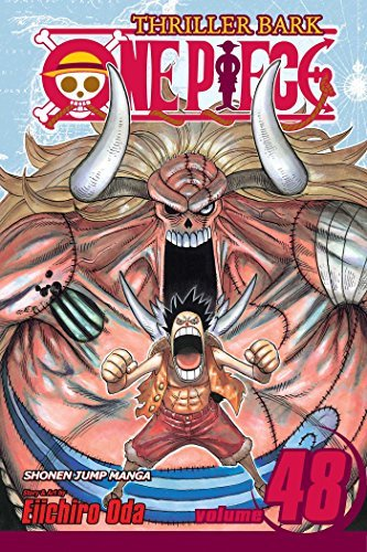 Eiichiro Oda One Piece Volume 48 Thriller Bark Part 3