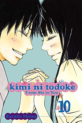 Karuho Shiina Kimi Ni Todoke From Me To You Volume 10