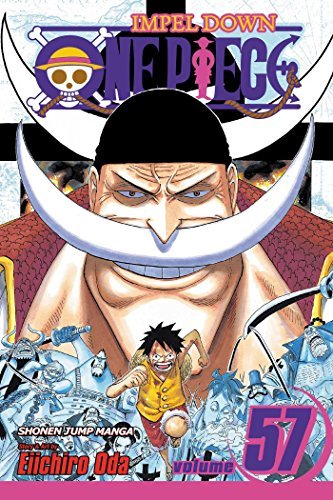 Oda Eiichiro One Piece Volume 57