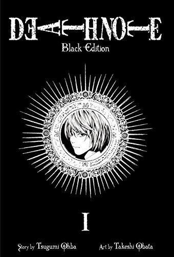 Tsugumi Ohba Death Note 1 Black Edition