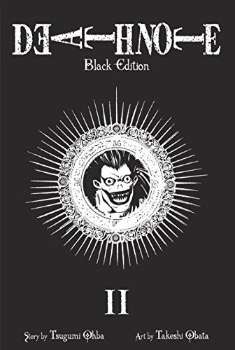 Tsugumi Ohba Death Note 2 Black Edition