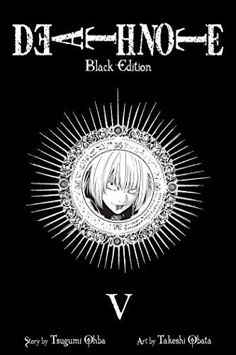 Tsugumi Ohba Death Note Black Edition Volume 5