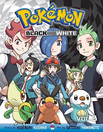Kusaka Hidenori Pokemon Black And White Volume 3