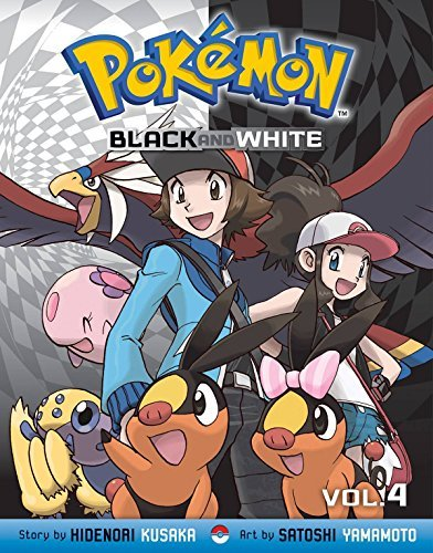 Hidenori Kusaka Pokemon Black And White Vol. 4