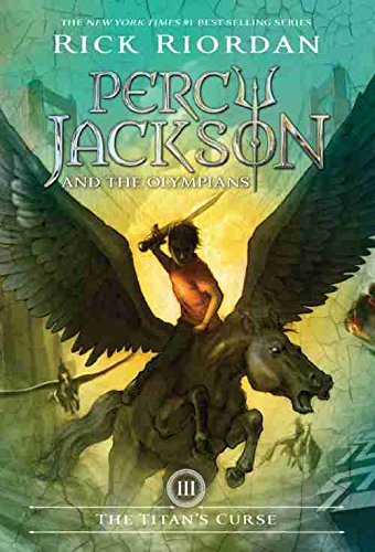 Rick Riordan Percy Jackson And The Olympians Book Three The Ti