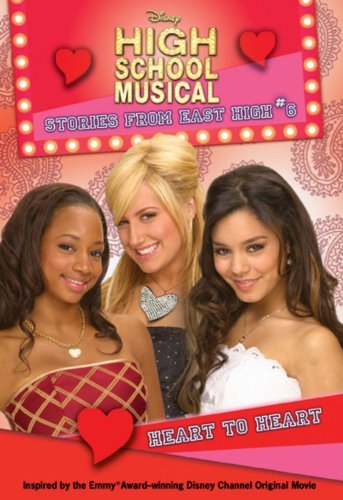Helen Perelman Disney High School Musical Stories From East High