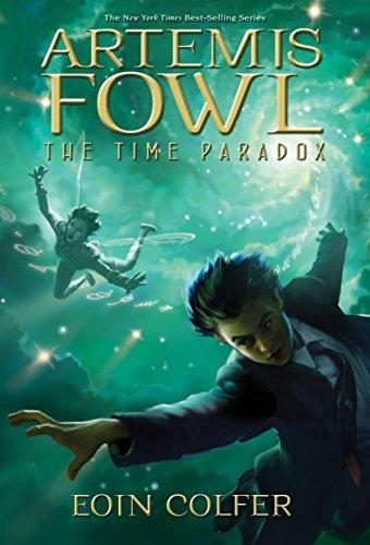 Eoin Colfer Time Paradox The