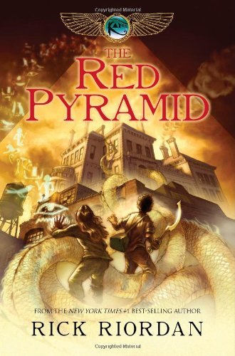 Rick Riordan The Red Pyramid