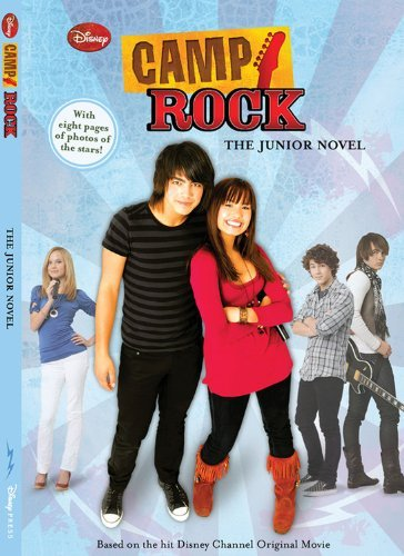 Lucy Ruggles Camp Rock The Junior Novel