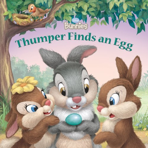 Disney Book Group Thumper Finds An Egg