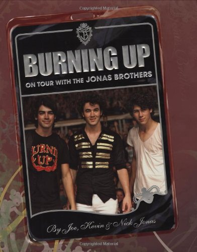 Joe Jonas Burning Up On Tour With The Jonas Brothers