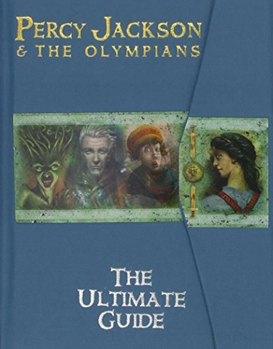 Rick Riordan Percy Jackson & The Olympians The Ultimate Guide [with Trading Cards]