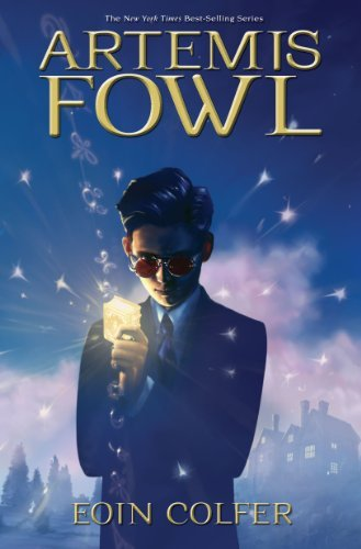 Eoin Colfer Artemis Fowl (new Cover) Revised