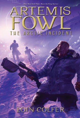 Eoin Colfer The Arctic Incident