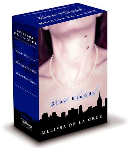 Melissa De La Cruz Blue Bloods 3 Book Boxed Set
