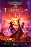 Riordan Rick Kane Chronicles Book Two Throne Of Fire