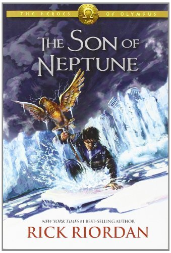 Riordan Rick Heroes Of Olympus The Book Two The Son Of Neptune