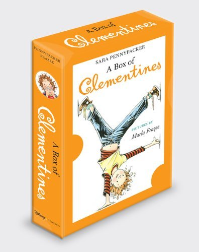 Sara Pennypacker A Box Of Clementines 3 Volume Set