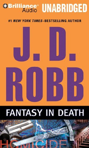 J. D. Robb Fantasy In Death