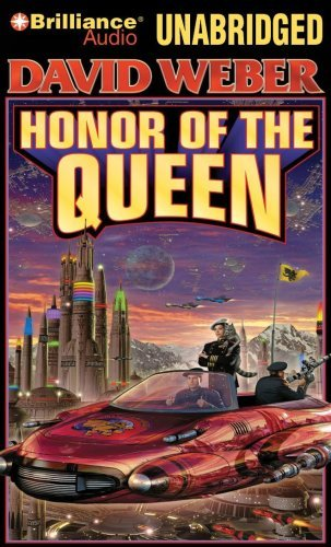 David Weber The Honor Of The Queen