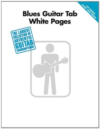 Hal Leonard Corp Blues Guitar Tab White Pages