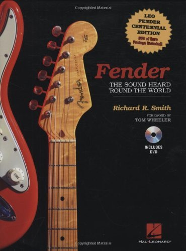 Richard Smith Fender The Sound Heard 'round The World [with Dvd] Centennial