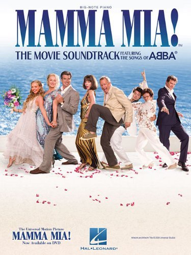 Abba Mamma Mia! The Movie Soundtrack Featuring The Songs Of Abba