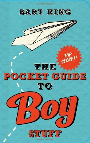 Bart King Pocket Guide To Boy Stuff
