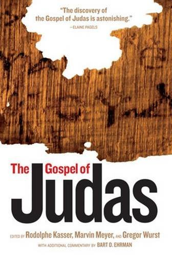 Rodolphe Kasser The Gospel Of Judas From Codex Tchacos