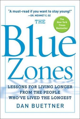 Dan Buettner Blue Zones The Lessons For Living Longer From The People Who've