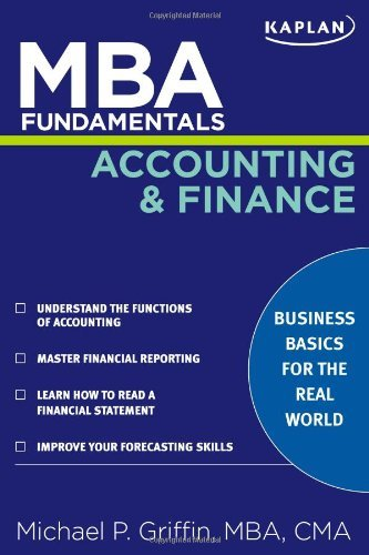 Michael P. Griffin Accounting And Finance