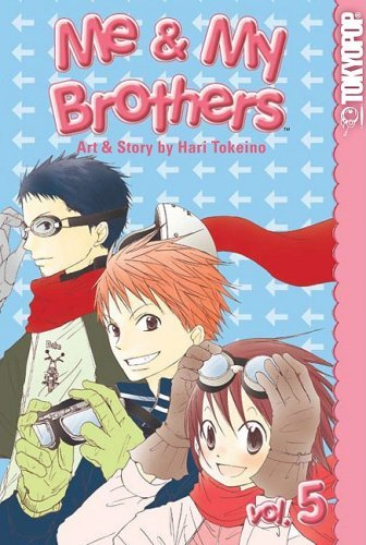 Hari Tokeino Me & My Brothers Volume 5