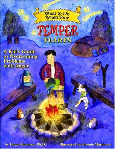 Dawn Huebner What To Do When Your Temper Flares A Kid's Guide To Overcoming Problems With Anger