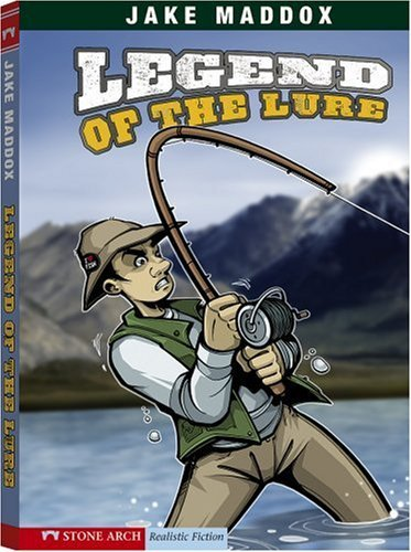 Jake Maddox Legend Of The Lure