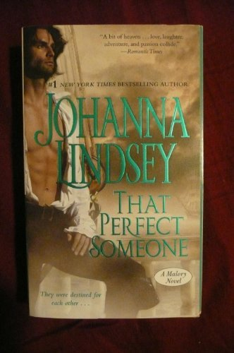 Johanna Lindsey That Perfect Someone A Malory Novel