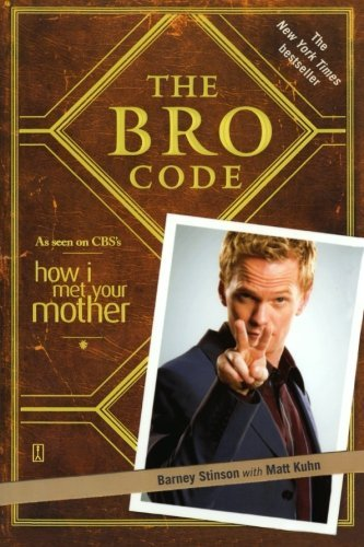 Neil Patrick Harris The Bro Code