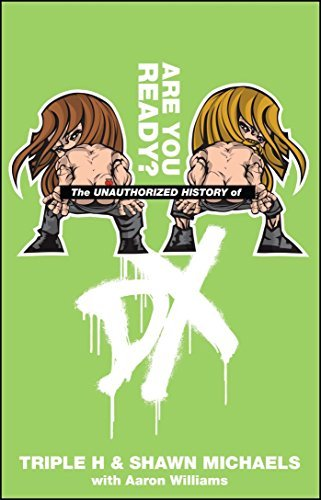 Aaron Feigenbaum Are You Ready? The Unauthorized History Of Dx