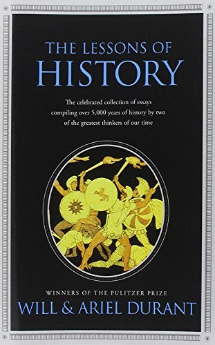Will Durant Lessons Of History The