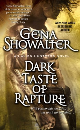 Gena Showalter Dark Taste Of Rapture