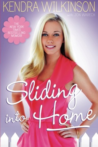 Kendra Wilkinson Sliding Into Home